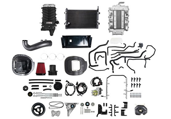 OUSH F150 Supercharger Phase 1 Kit