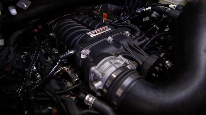 ROUSH F150 Supercharger Phase 1 Kit