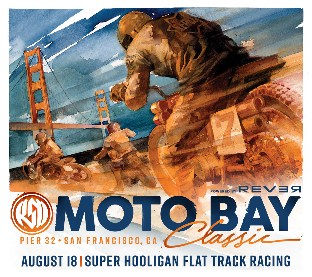 Tucker Supports Inaugural Moto Bay Classic