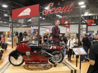 AIMExpo - Indian Motorcycle