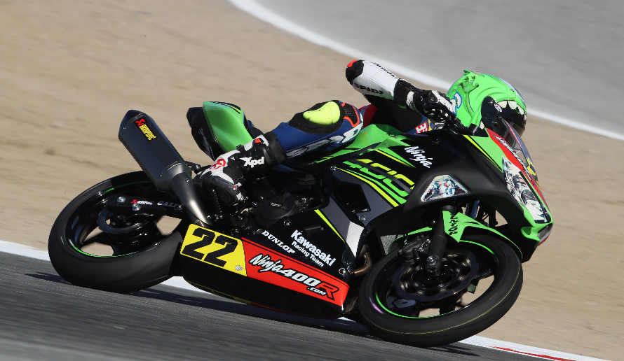 Kawasaki associate sponsor of the 2018 MotoAmerica Series - Exclusive Ticket Package