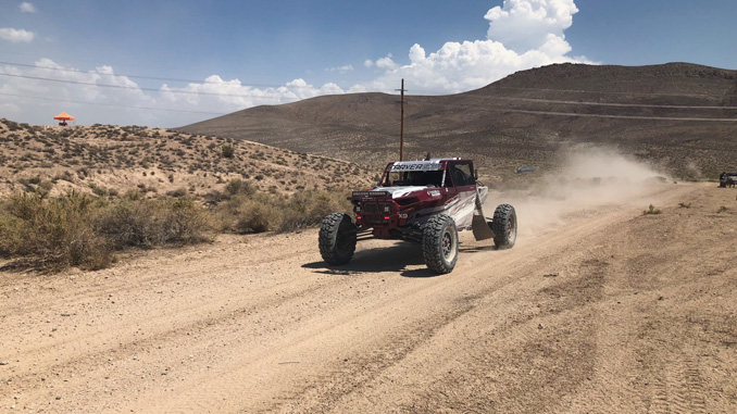 Polaris RZR Factory Racing shows excellence at longest off-road race in United States