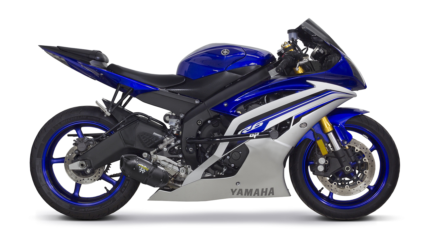 Two Brothers Racing - Yamaha R6 - The Storm Series Mufflers