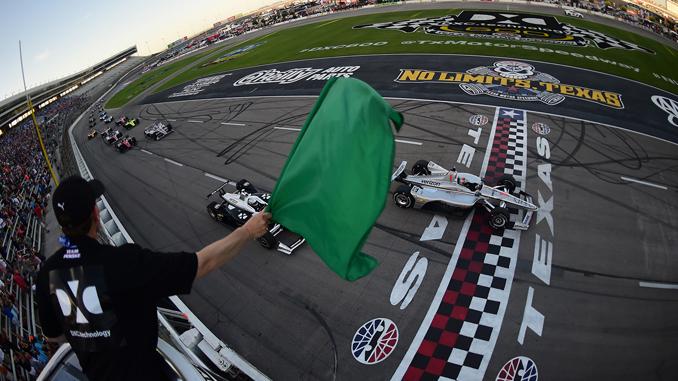 IndyCar - Texas Motor Speedway
