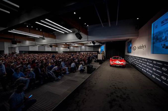 1962 Ferrari 250 GTO chassis no. 3413 GT