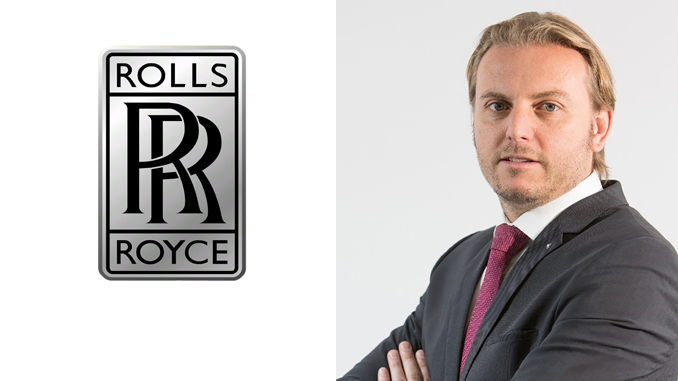 New President For Rolls-Royce Motor Cars North America