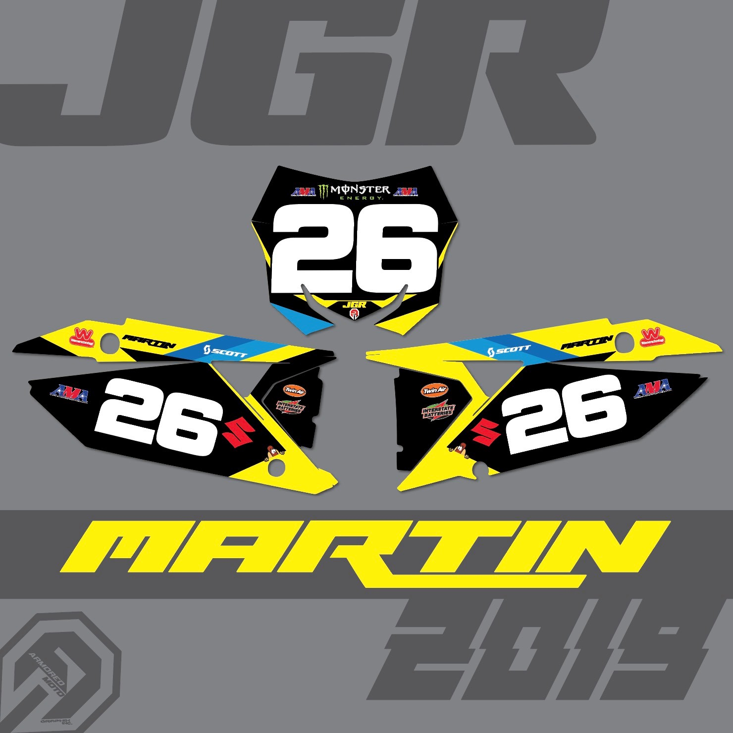 Autotrader/Yoshimura/Suzuki Factory Racing Team Signs Alex Martin to Multi-Year Deal