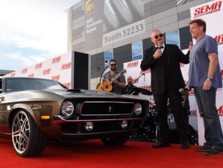 Monday Reveal Includes Exclusive Preview to SEMA Show Vehicles Announcement of Hottest Cars