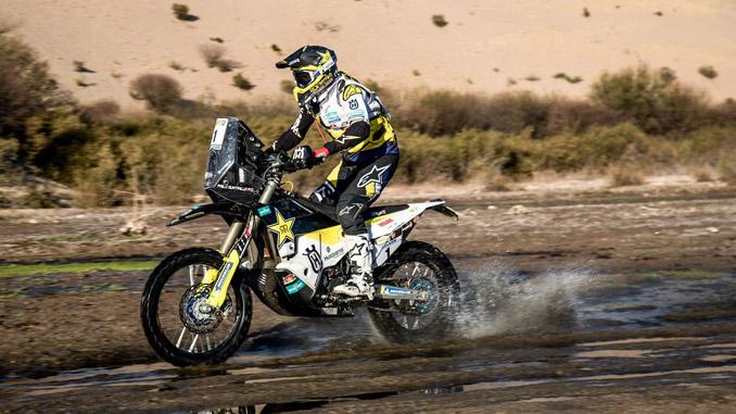 Pablo Quintanilla – Rockstar Energy Husqvarna Factory Racing - Desafio Ruta 40