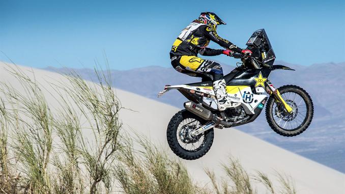 Pablo Quintanilla – Rockstar Energy Husqvarna Factory Racing - Desafia Ruta 40