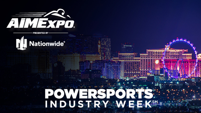 AIMExpo Powersports Industry Week