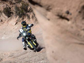 Desafio Ruta 40 - Pablo Quintanilla – Rockstar Energy Husqvarna Factory Racing