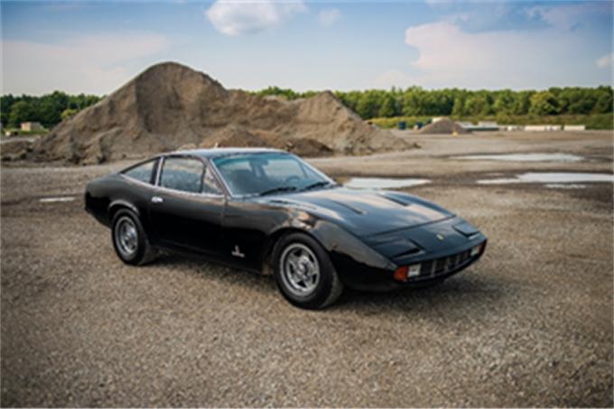 1972 Ferrari 365 GTC/4 by Pininfarina (Darin Schnabel © 2018 Courtesy of RM Auctions)