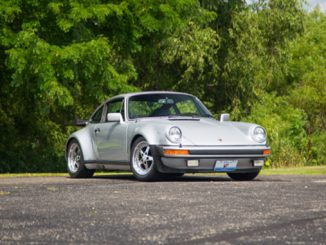 1979 Porsche 930 Turbo Previously Owed by Chicago Bears' Walter Payton (Lot S134)