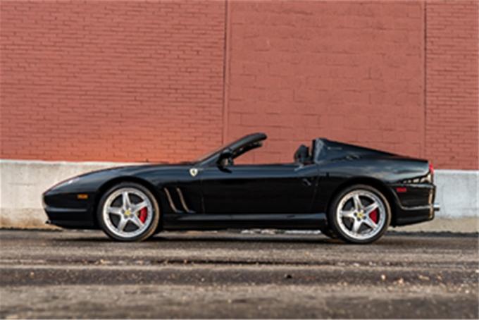 2005 Ferrari 575 Superamerica (Courtesy of RM Auctions)