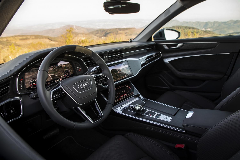 2019 Audi A6 (European model)