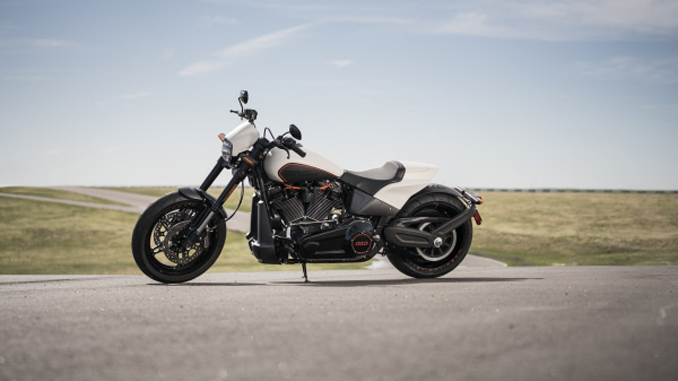 Customized New Fxdr 114 New Models Harley Davidson 2019: NEW Harley-Davidson FXDR 114 Pours On Performance