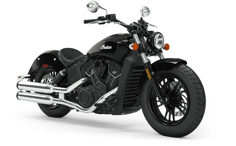 2019 Indian Scout - Black Thunder Sixty