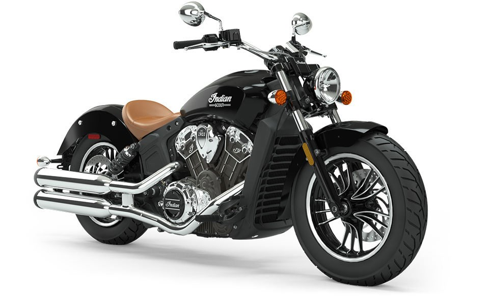 2019 Indian Scout - Black Thunder