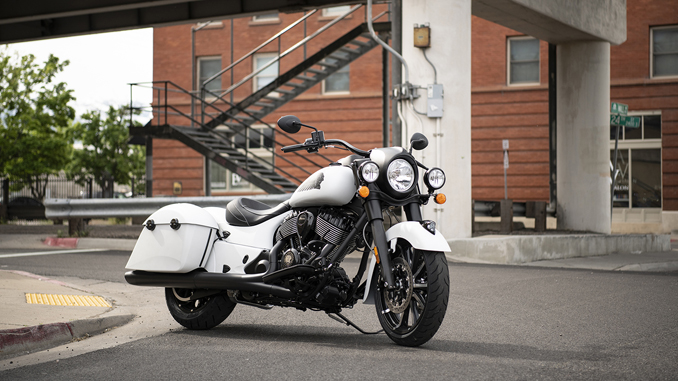2019 indian springfield dark horse