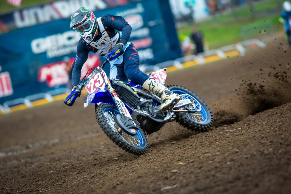 Aaron Plessinger extended his championship point lead - Unadilla