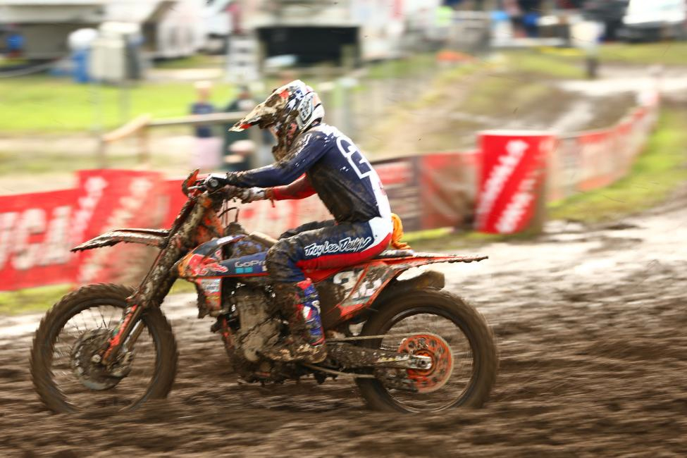 Alex Martin maintains hold of second in the championship - Unadilla