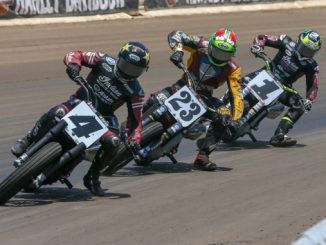 American Flat Track - Springfield Mile