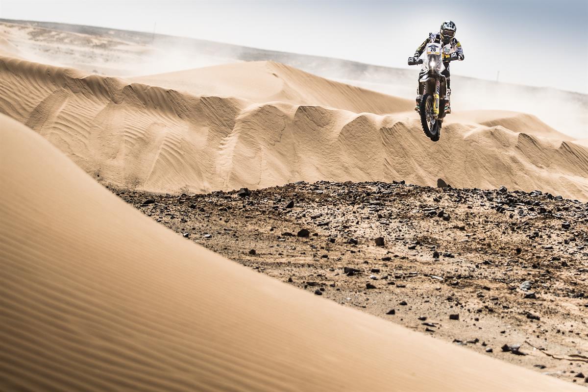 Andrew Short - Rockstar Energy Husqvarna Factory Racing - Atacama Rally