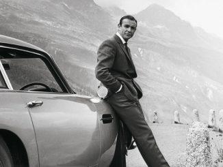 Aston Martin - James Bond -Goldfinger DB5 Contunation