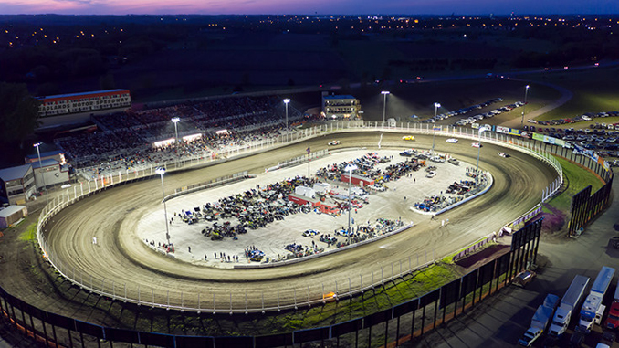 Badlands Motor Speedway sells at auction September 15th