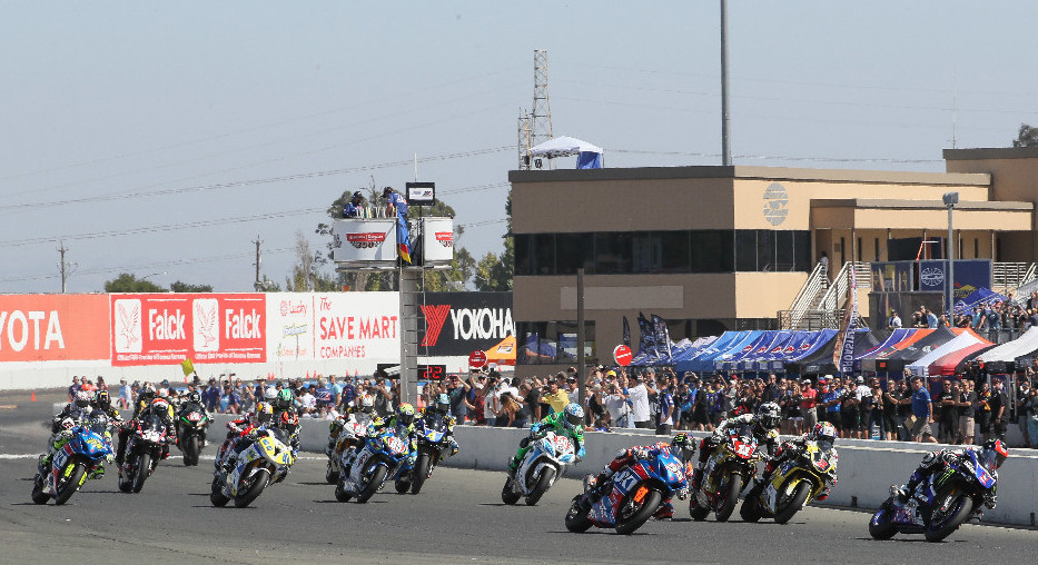 Discounted MotoAmerica tickets - Cycle Gear Championship of Sonoma at Sonoma Raceway