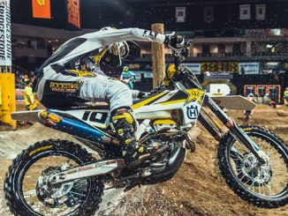 - Rockstar Energy Husqvarna Factory Racing Off Road's Colton Haaker