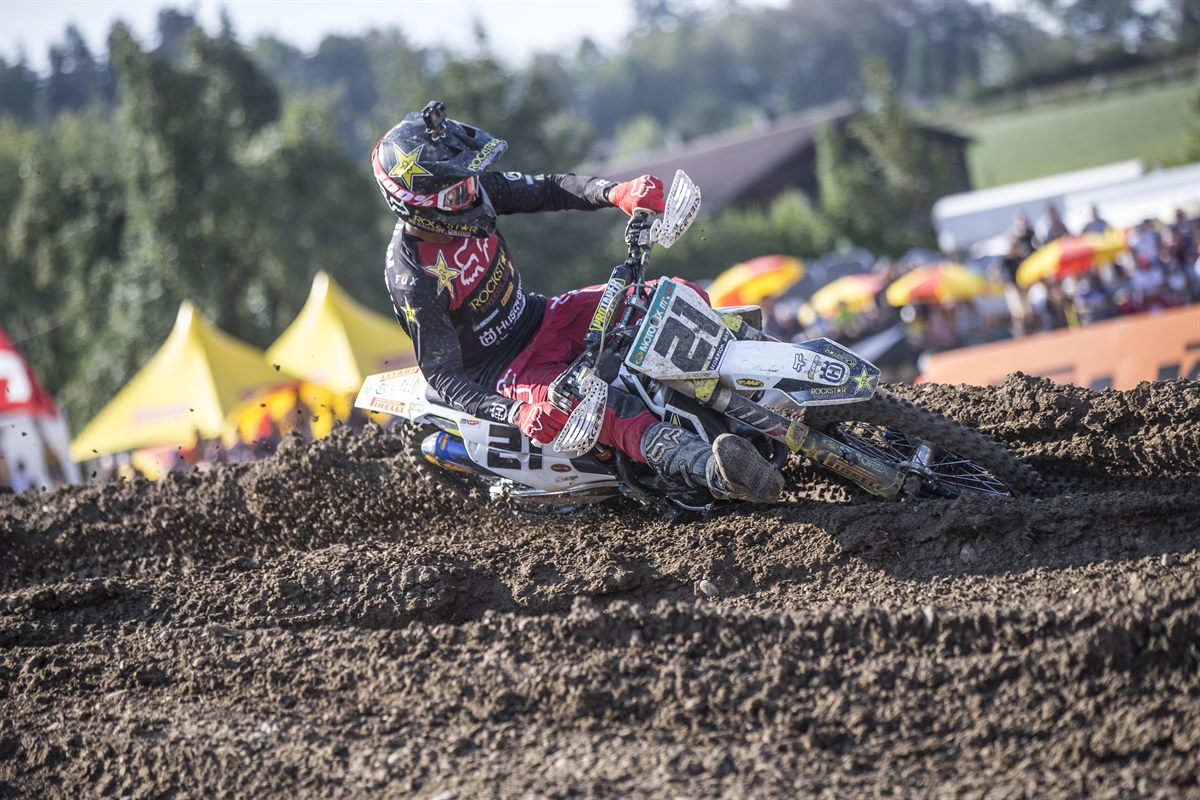 Gautier Paulin – Rockstar Energy Husqvarna Factory Racing - GP of Switzerland