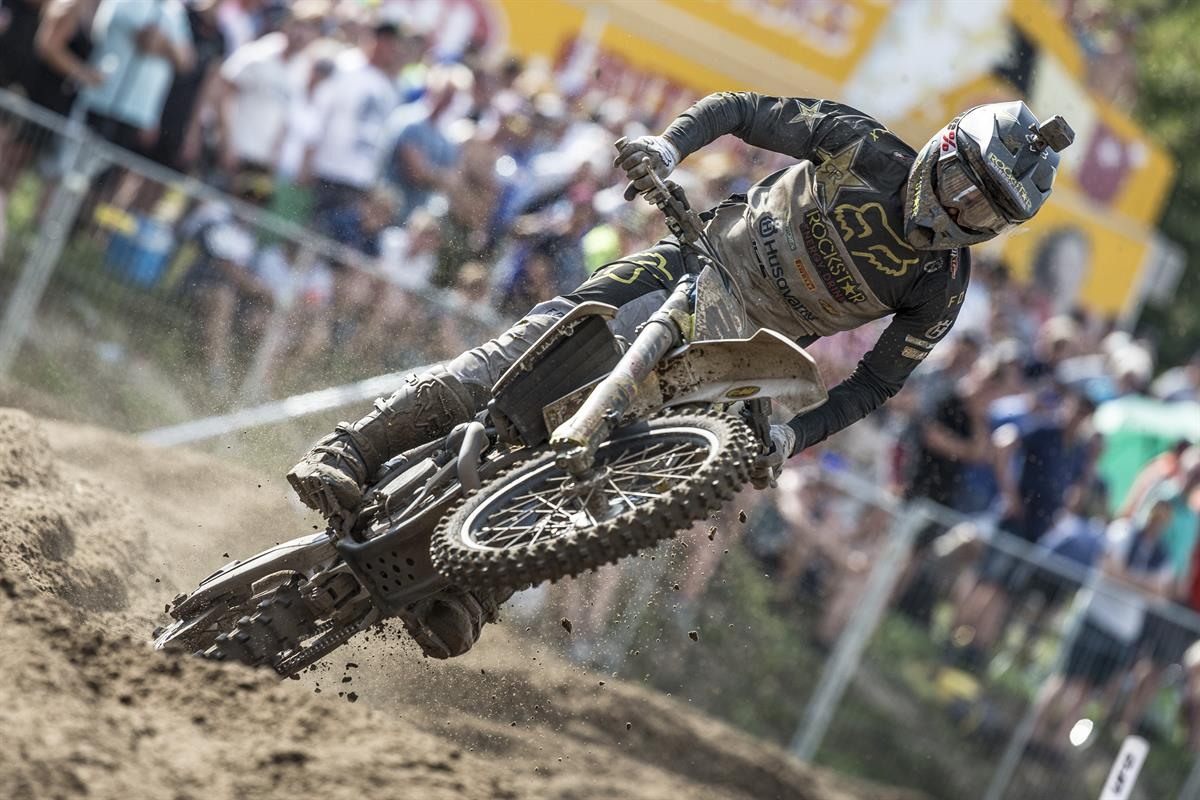 Gautier Paulin - Rockstar Energy Husqvarna Factory Racing - GP of Belgium
