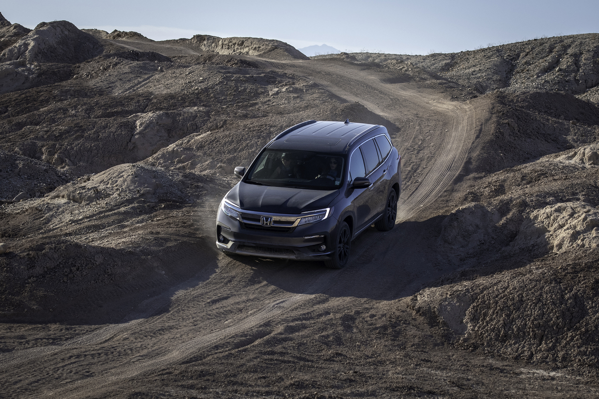 Honda Associates to Test Their Skills Driving Honda Light Trucks in All-Women Rebelle Rally Off-Road Navigation Event
