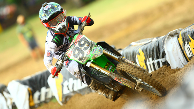 Kawasaki Team Green - 37th Annual Loretta Lynn's