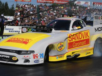 CatSpot Matt Hagan No. 1 Qualifier in Funny Car - NHRA Northwest Nationals