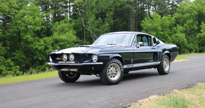 Mecum Auctions Harrisburg - 1967 Shelby GT500 Fastback 428 CI 4-Speed (Lot S135)