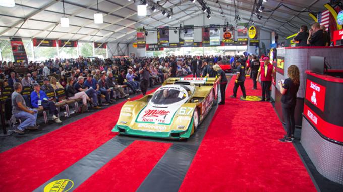 1989 Porsche 962 (Lot S126) at $2,200,000