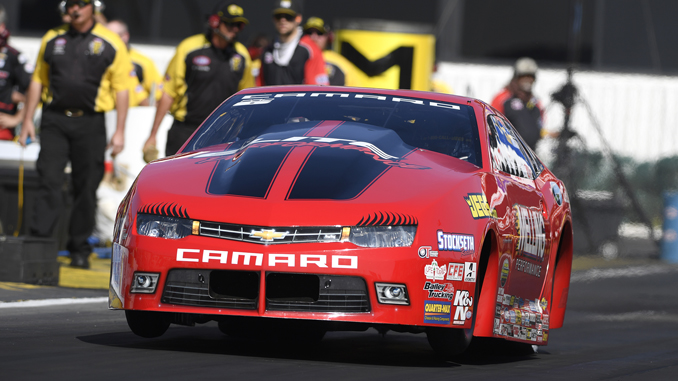 NHRA Pro Stock Erica Enders - action