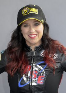 NHRA Pro Stock Motorcycle Angelle Sampey