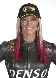 NHRA Pro Stock Motorcycle Angie Smith