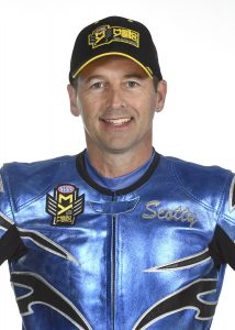 NHRA Pro Stock Motorcycle Scotty Pollacheck