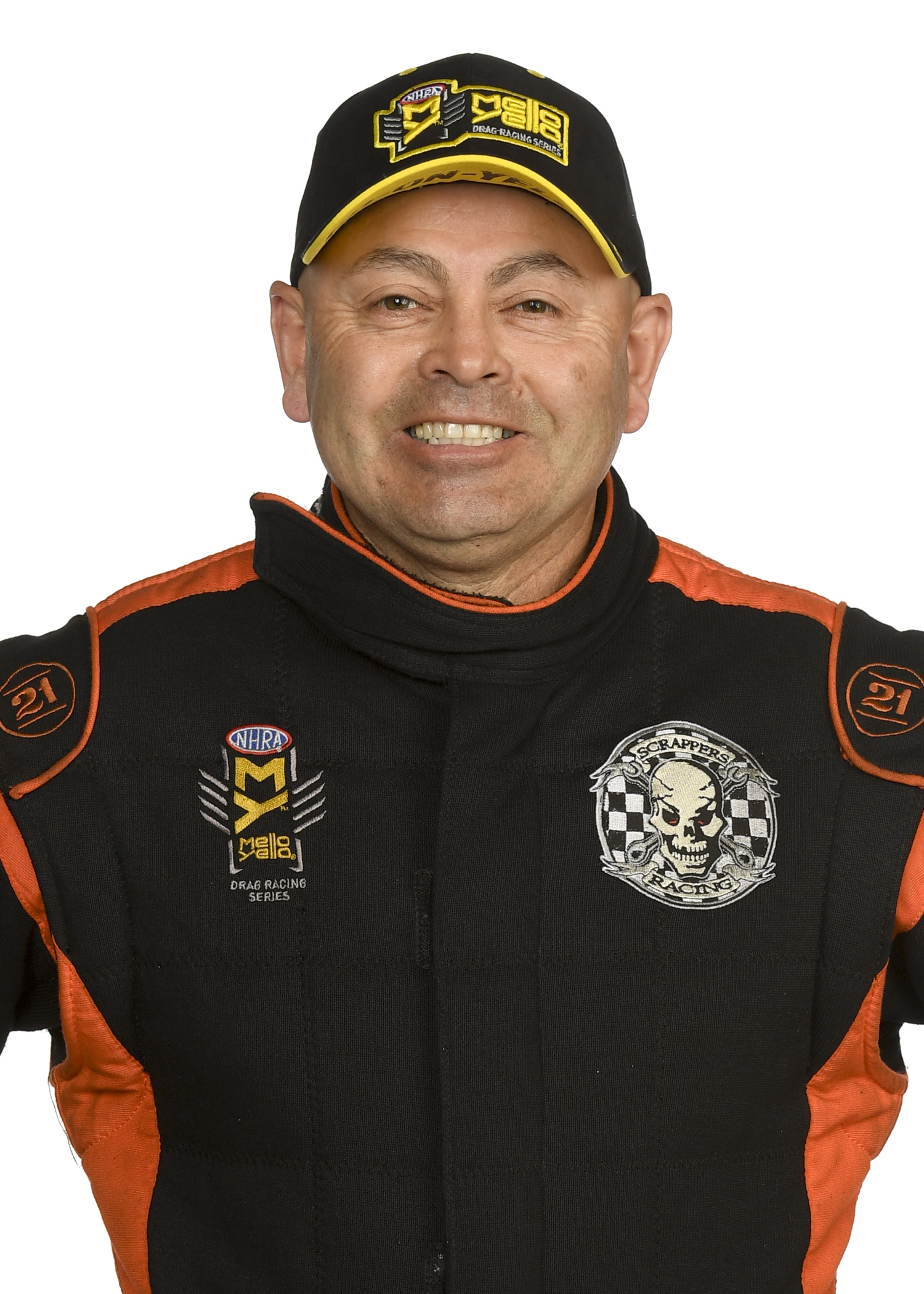 NHRA Top Fuel Mike Salinas