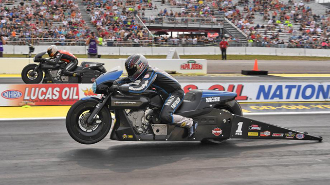 NHRA releases schedule for 2019 Pro Stock Motorcycle season