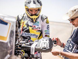 Pablo Quintanilla – Rockstar Energy Husqvarna Factory Racing - Atacama Rally