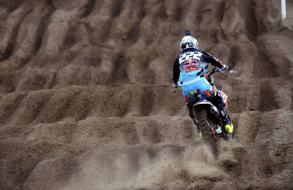 Pirelli Dominates the Motocross Grand Prix of Belgium