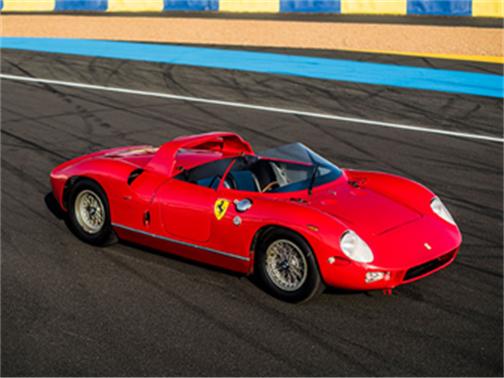 RM Sotheby's Private Sales Presents 1963 Ferrari 275 P -