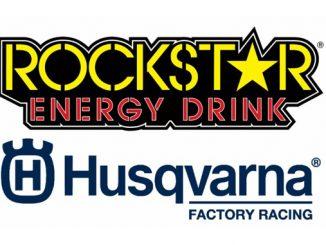 Rockstar Husqvarna logo