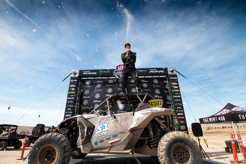 The UTV World Championship Returns To Laughlin, NV April 6th, 2019